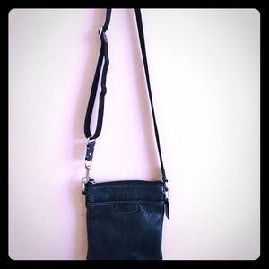 Coach Black Crossbody Minibag